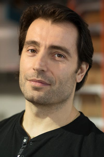 Photo of Eric Papachristos