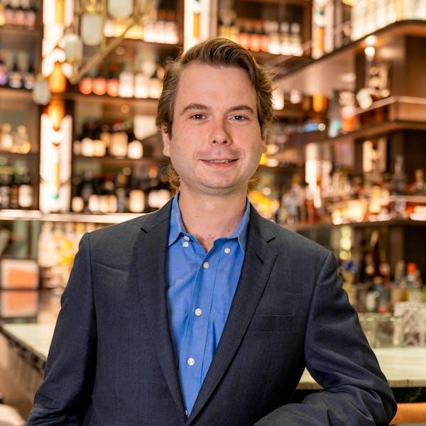 Julien Bonnouvrier Headshot