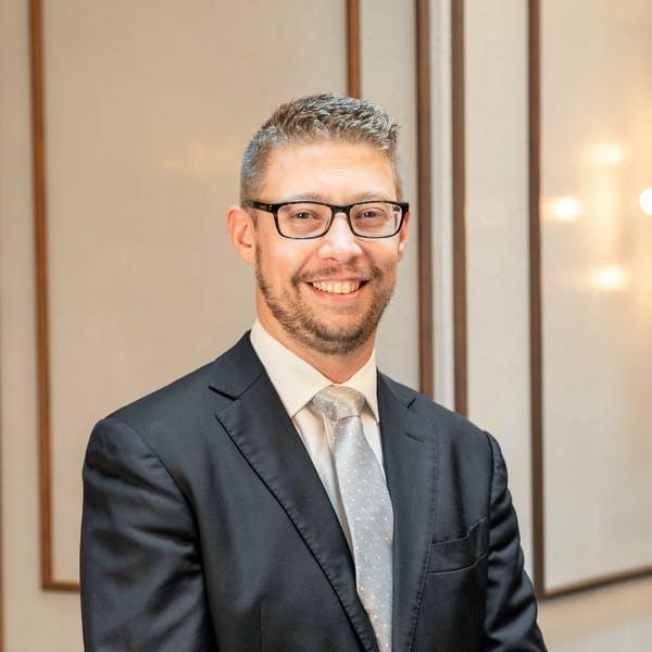 Joseph Giardano Headshot