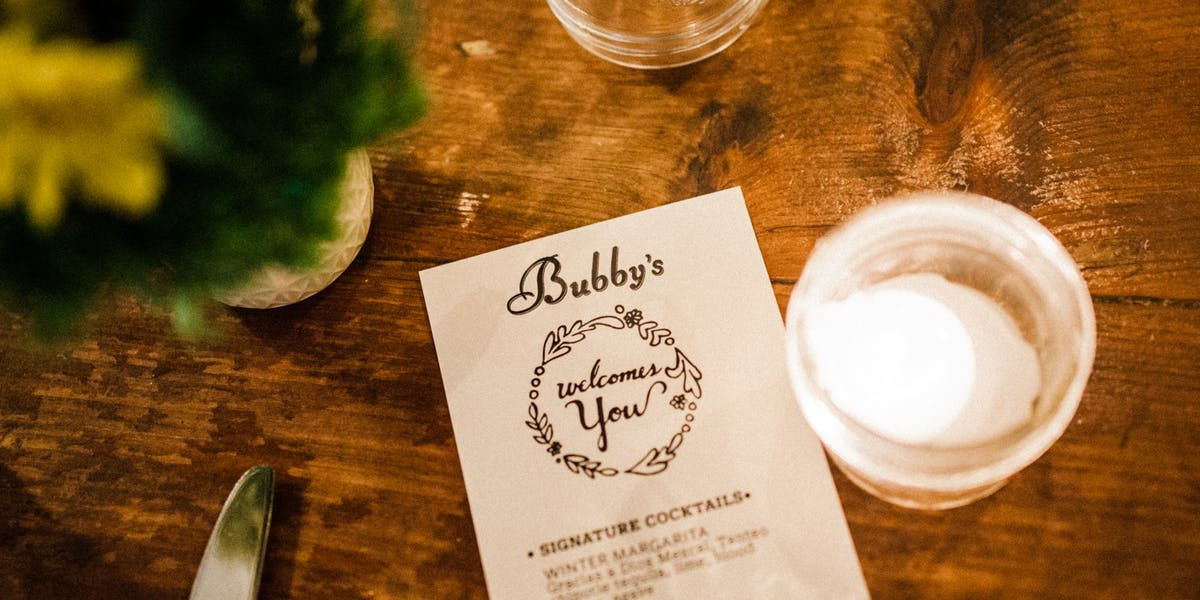 Reservations | Bubby's | NYC