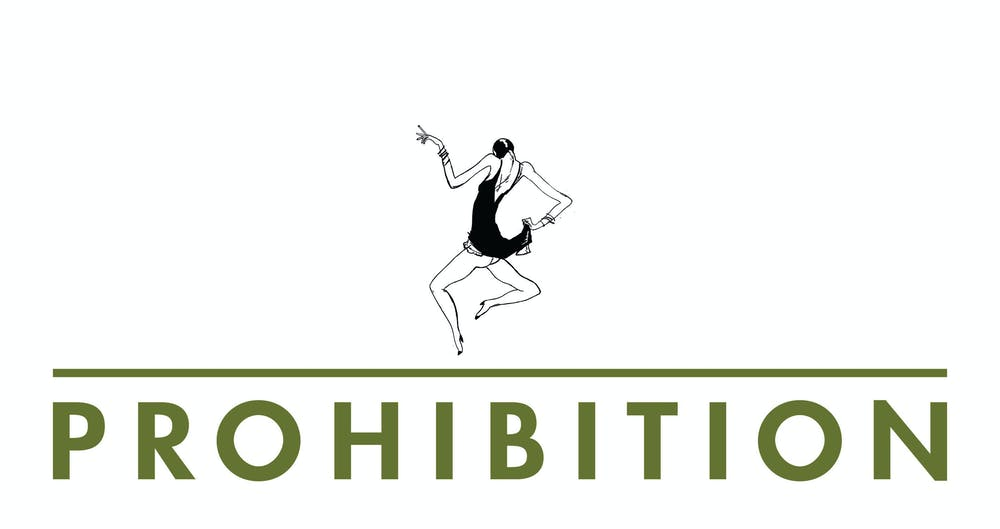 Prohibition Logo