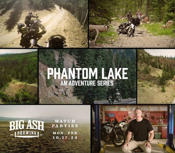 Phantom Lake Adventure Series Watch Parties Big Ash Brewing Cincinnati Brewery