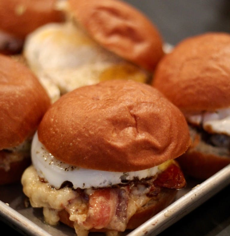 Egg Sandwich Bites