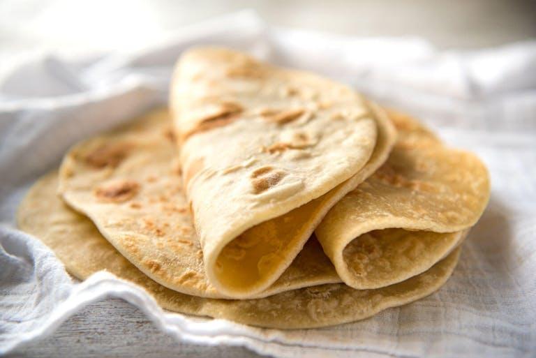 Middle Eastern Flatbread