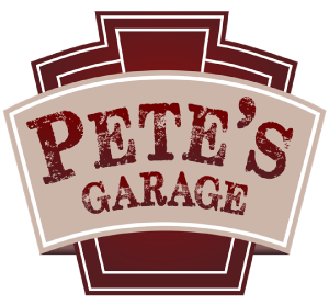 Pete's Garage Home