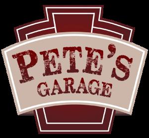 Pete's Garage Home