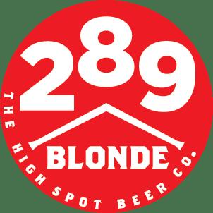 High Spot 289 Blonde Logo