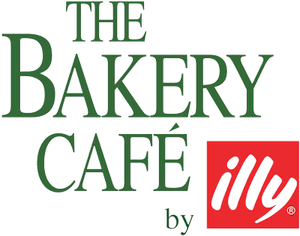 the bakery cafe by illy logo