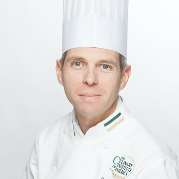 Sean Kahlenberg '04 Chef-Instructor—Dinner at American Bounty Restaurant at the CIA in Hyde Park, NY.