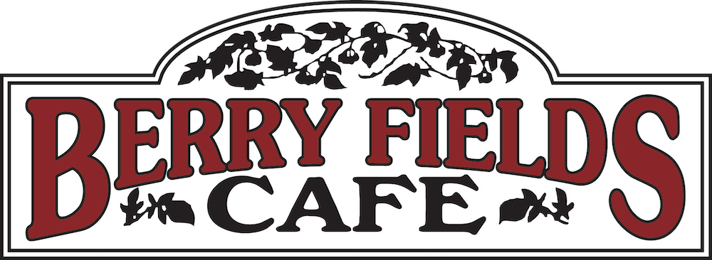 berry fields cafe logo