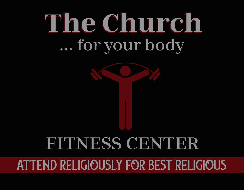 the church fitness center logo