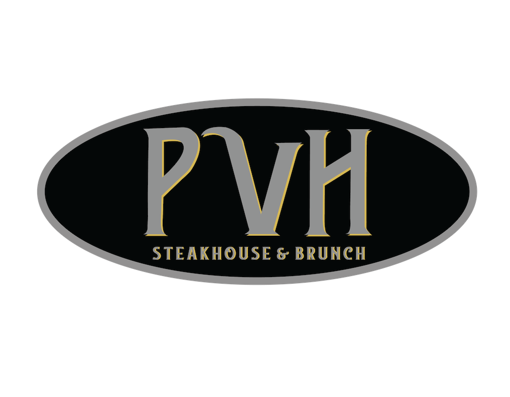 pvh steakhouse and brunch logo