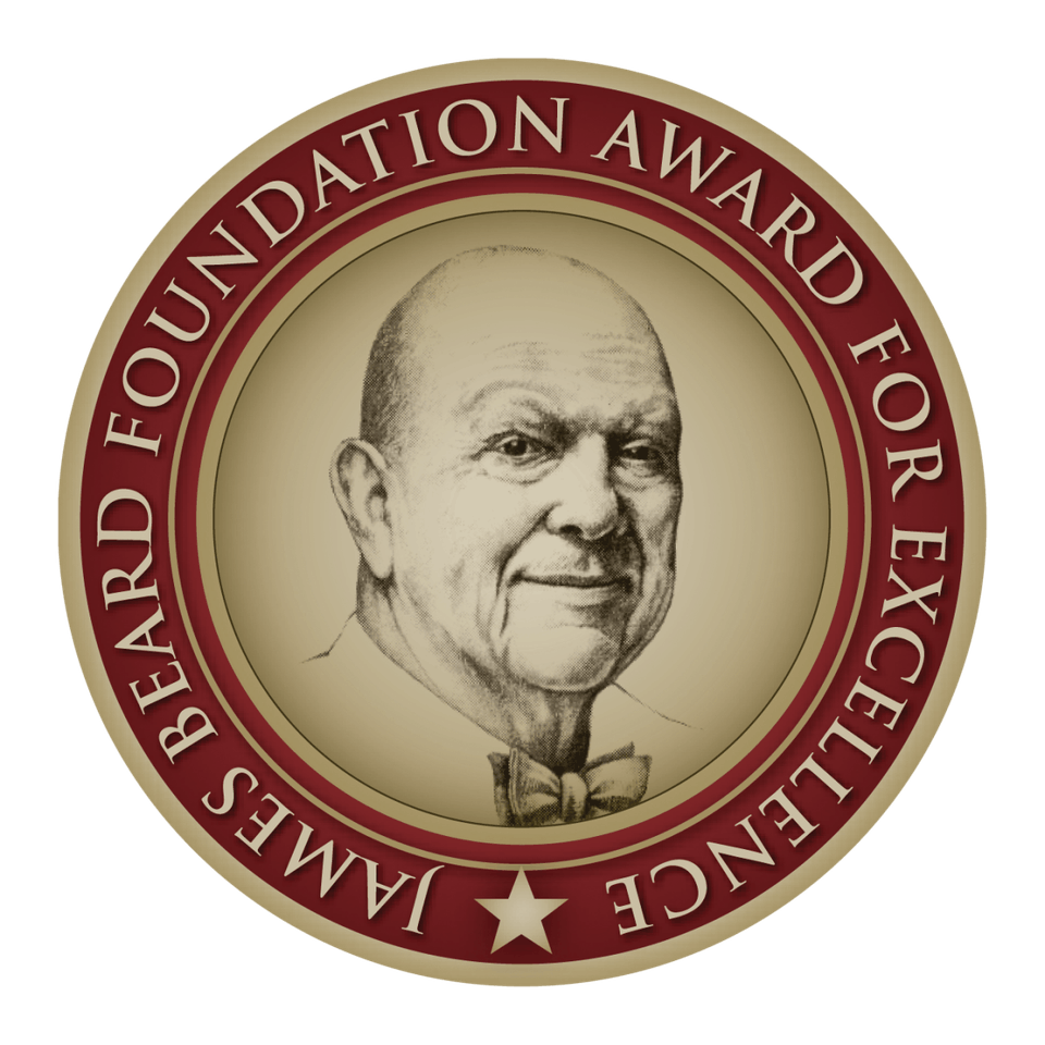 james beard foundation award for excellence