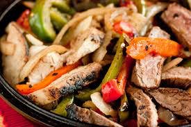Steak & Chicken Fajitas
