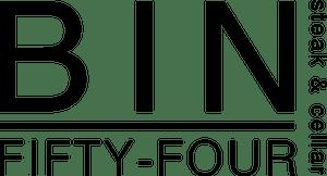 Bin54 Logo