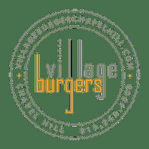 Village Burgers Logo