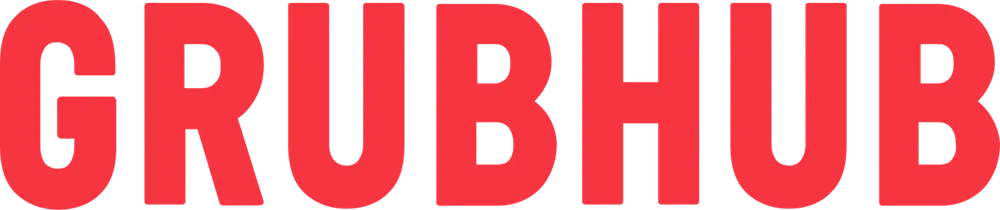 the grubhub logo