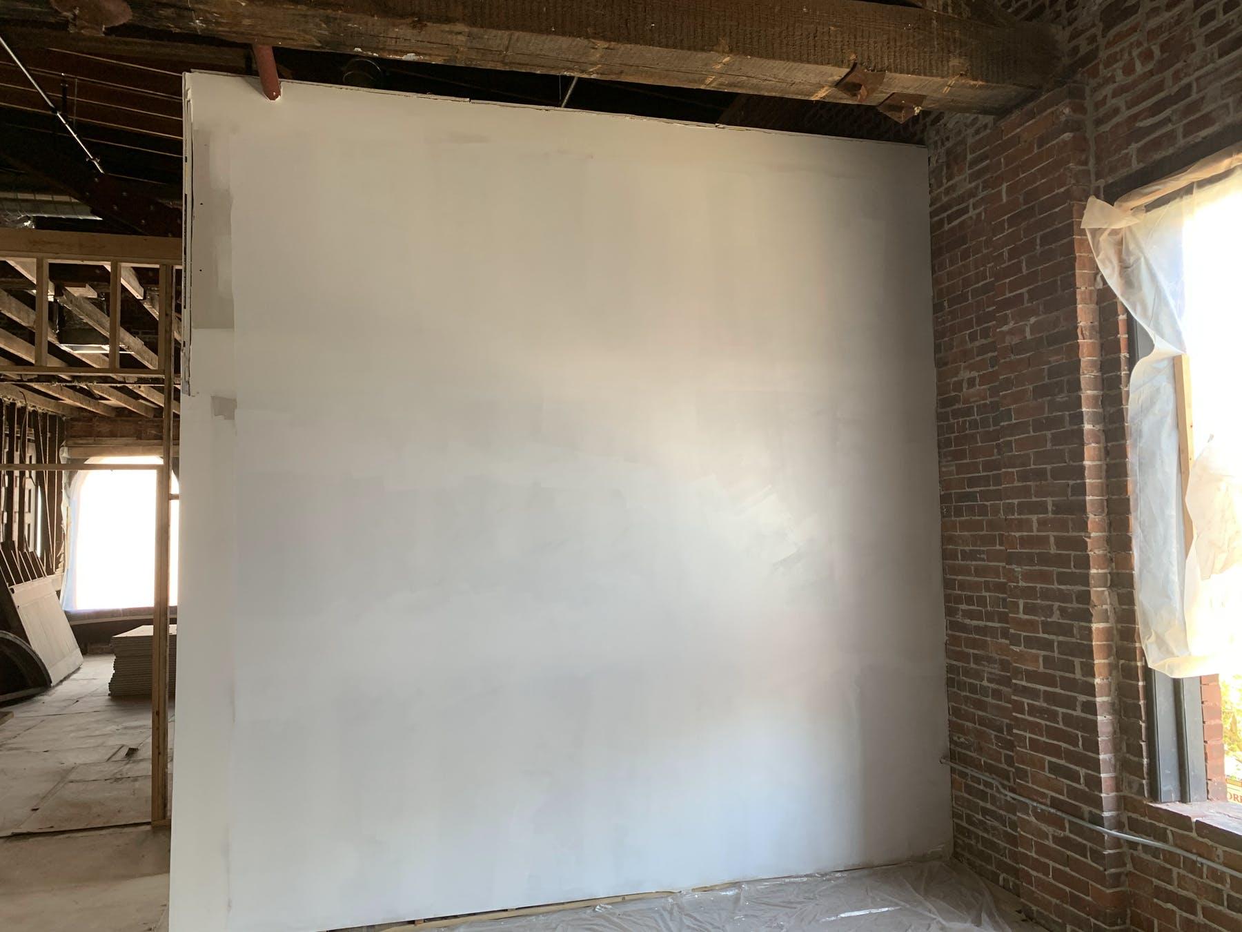 a door to a building
