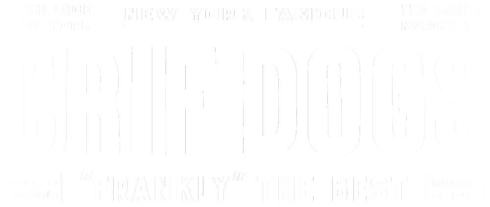 crif dogs logo