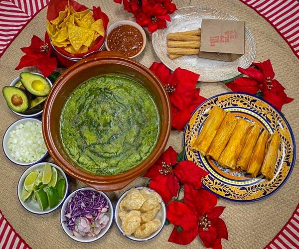Christmas Feast for Four