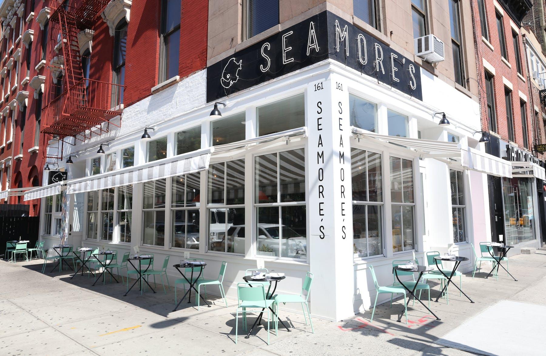 image of a restaurant exterior