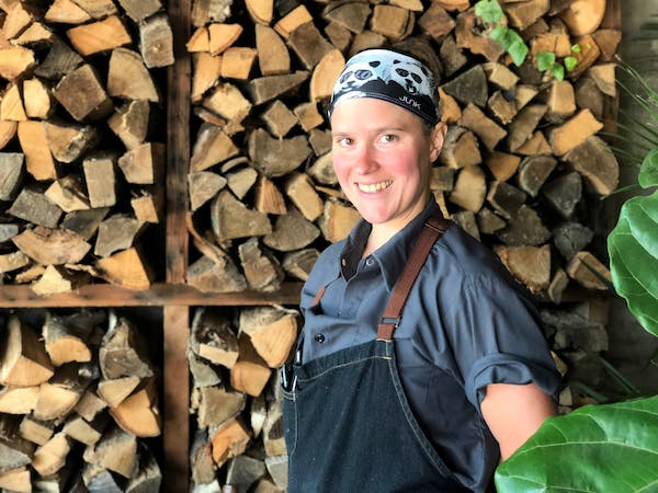 Lindsay Williams, Sous Chef