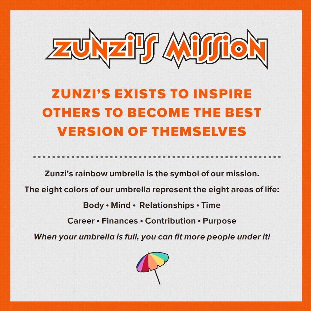 Zunzi's Mission