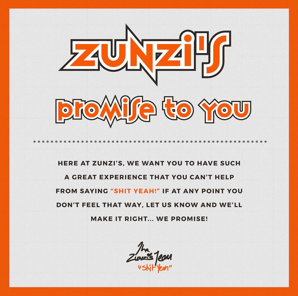 Zunzi's Promise
