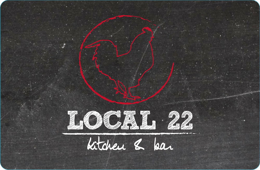 Local 22 Gift Card
