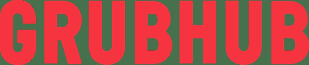 a red logo
