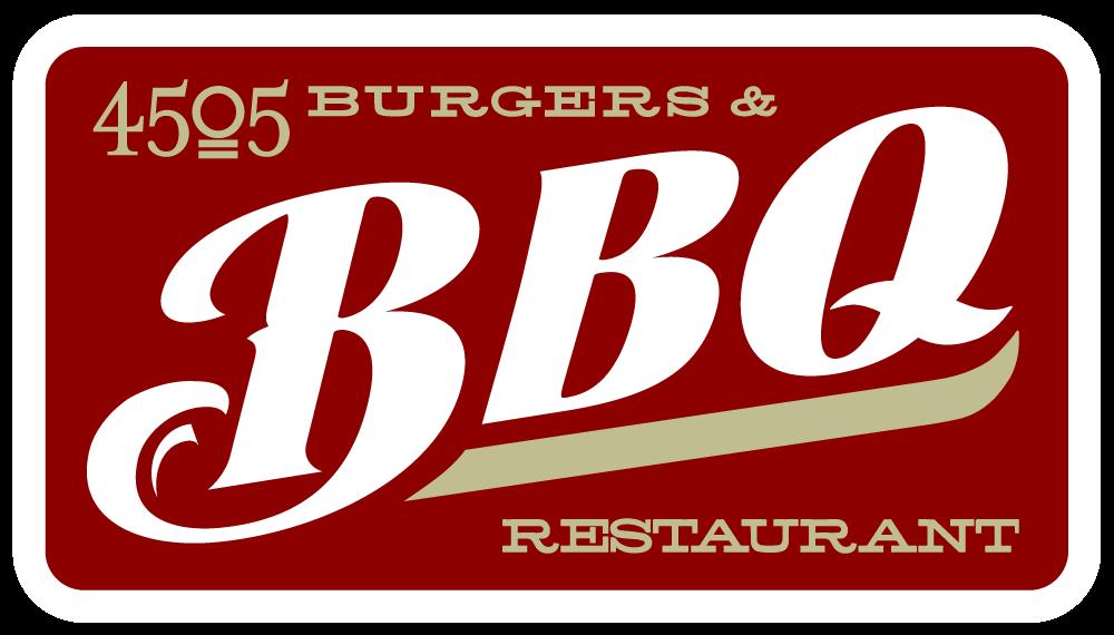 4505 Burgers & BBQ Restaurant Home