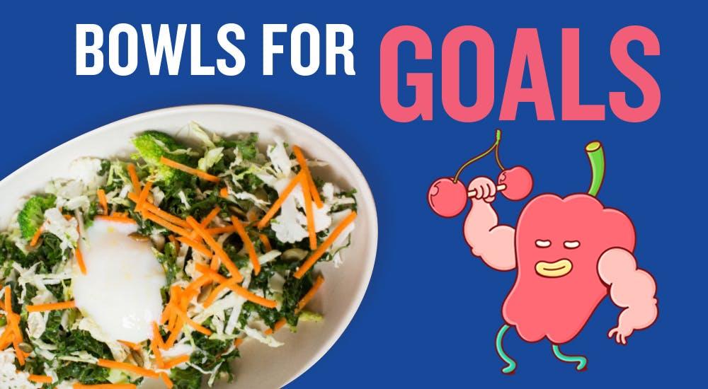 Beefsteak's Bowls For Goals