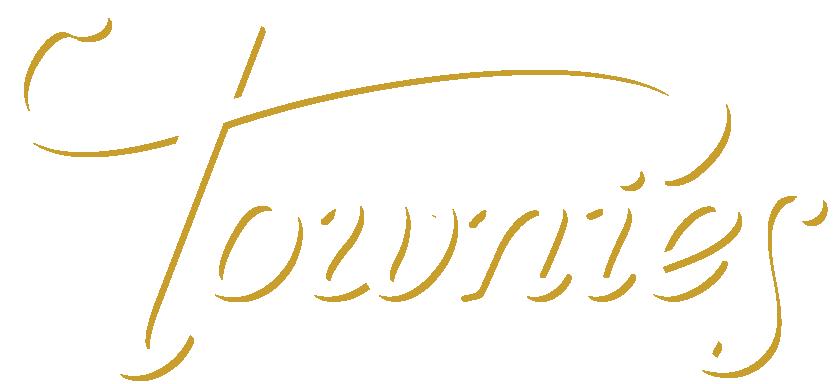 Townies Tavern's logo