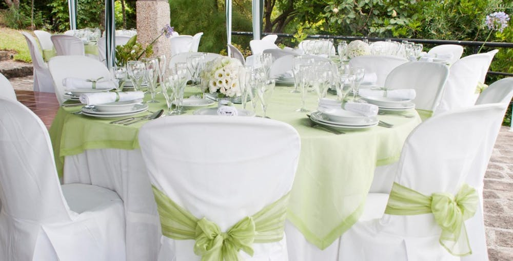 wedding event table