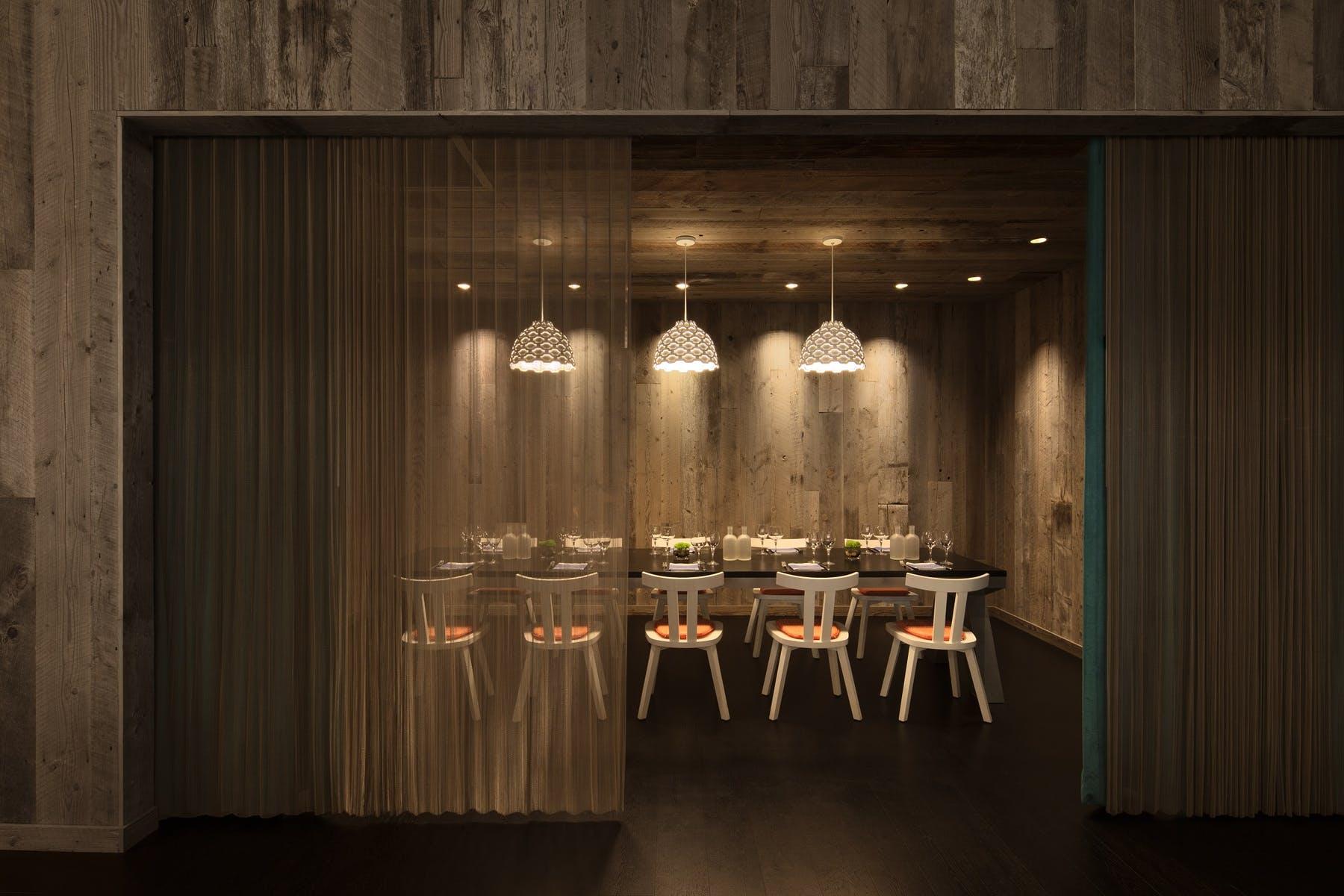 firelake private dining room