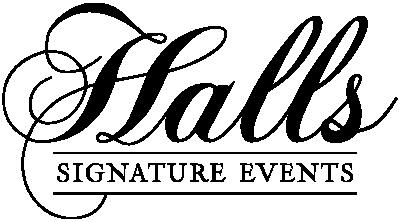 Halls Signature Events Home