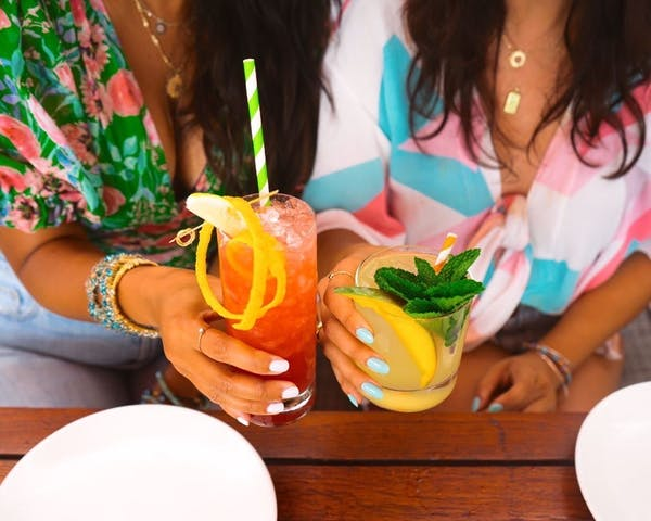 Jockey Hollow Bar & Kitchen Summer Cocktails