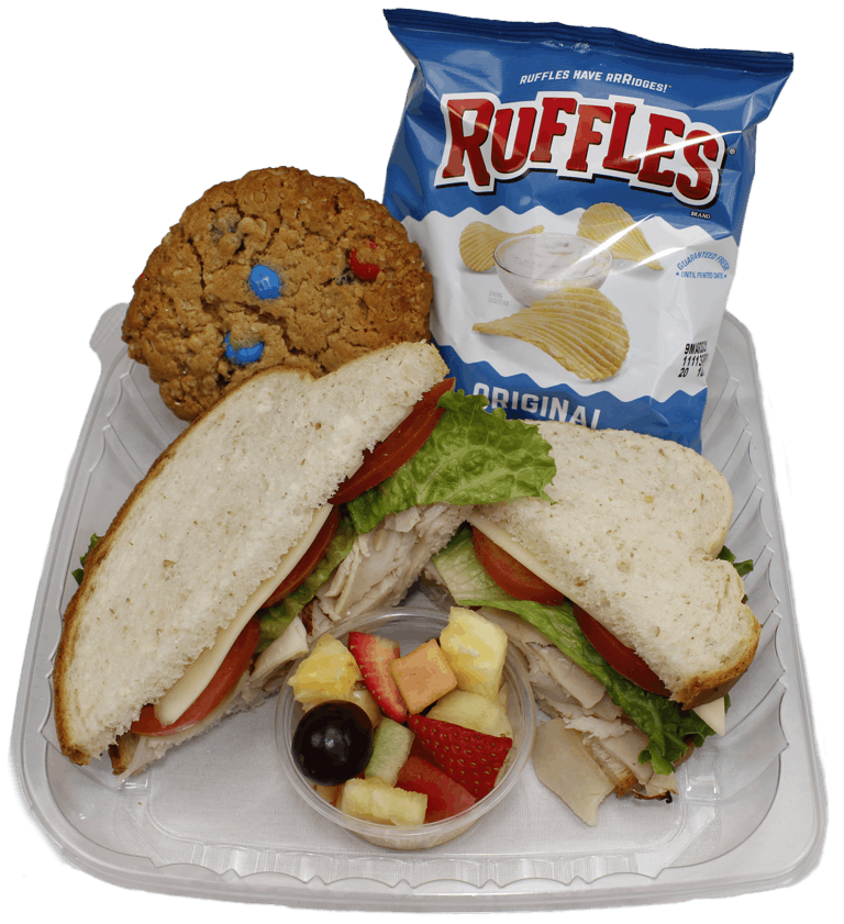 Deluxe Deli Sandwich Boxed Lunches