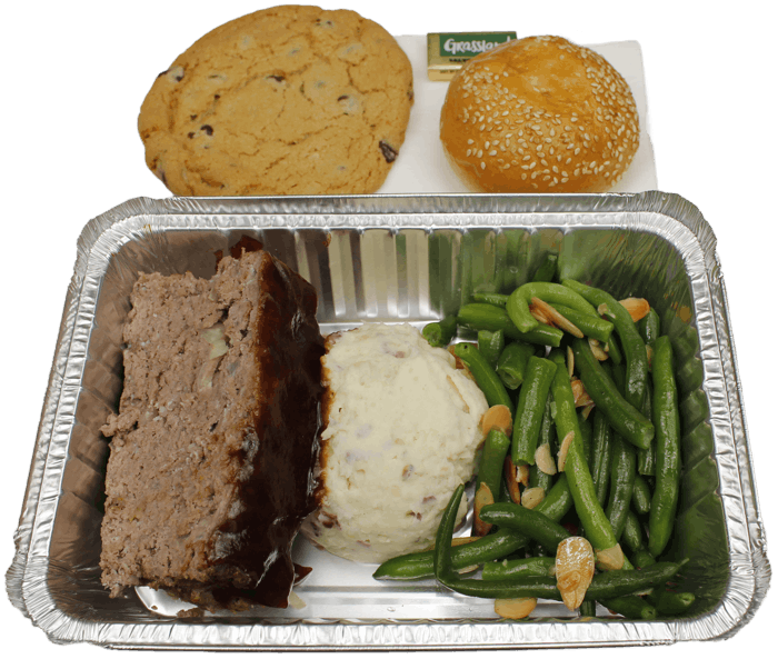 Individualized Housemade Meatloaf
