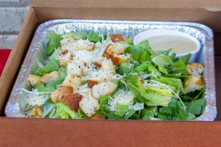 Catering Caesar Salad