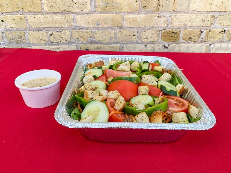 Garden Veggie Salad