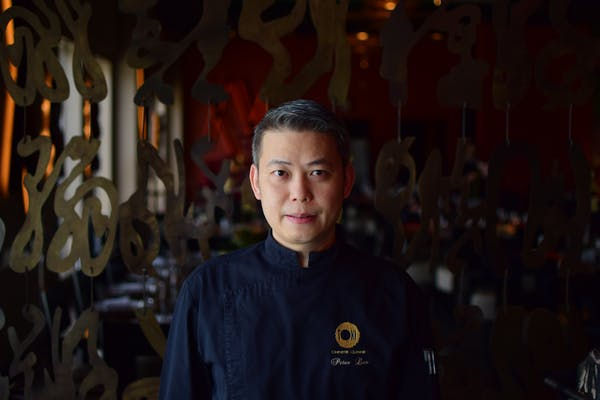 Photo of Chef Peter Lau Chee Wei