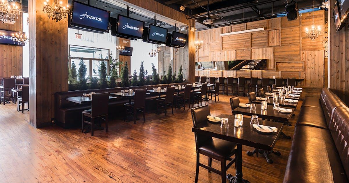 sports bar chelsea new york