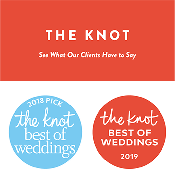 The Knot: see what our clients have to say. 2018 and 2019 Best of Weddings pick