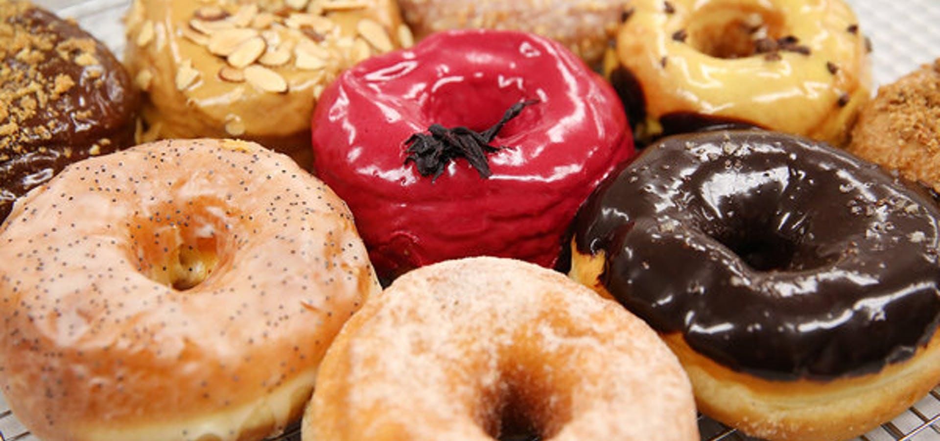 Dough Doughnuts