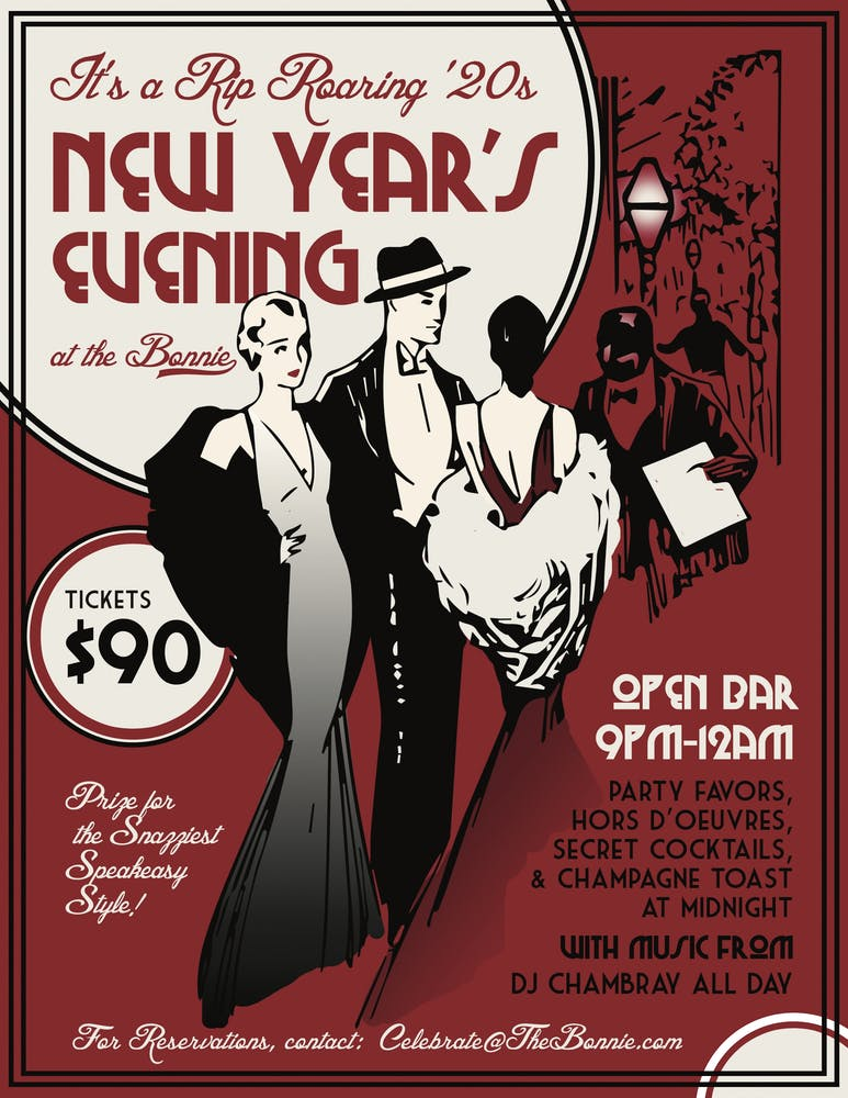 Click here for New Year's Eve tickets