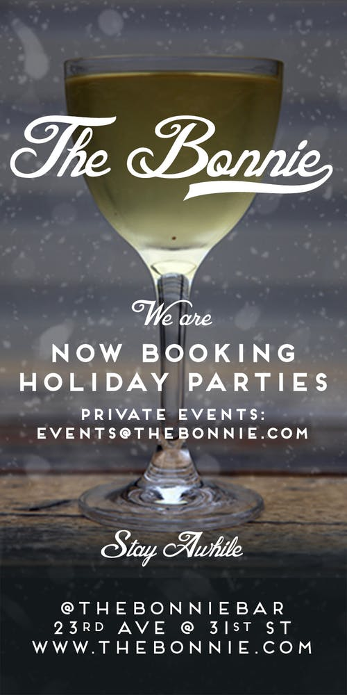 Now Booking Holiday Parties - click here to learn more
