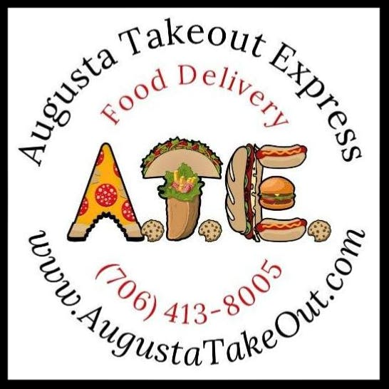 A takeout logo announcement