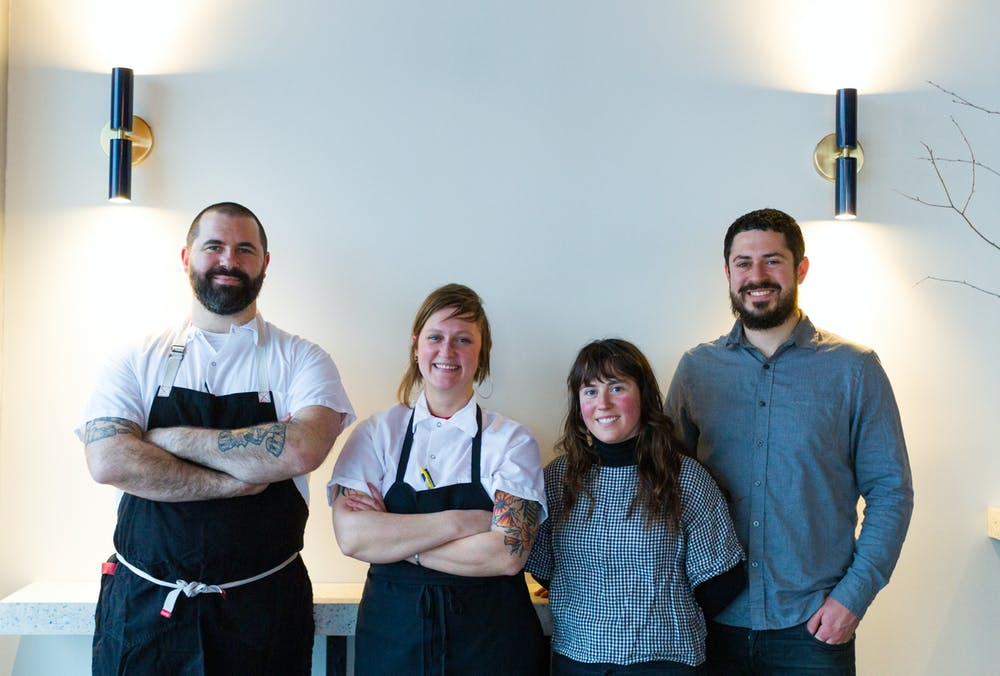 Helm Oyster Bar & Bistro Team