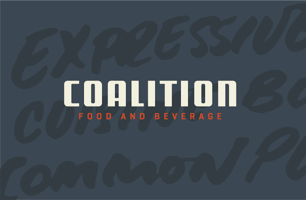 Coalition Food & Beverage logo